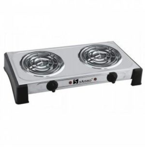 Saisho Coil Electric Hotplate HP-12 Double