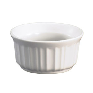 CorningWare French White Round Ramekin 1114159