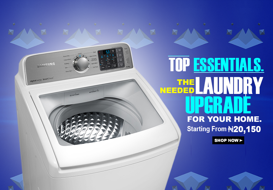 Affordable washing machine online at decorhubng.com