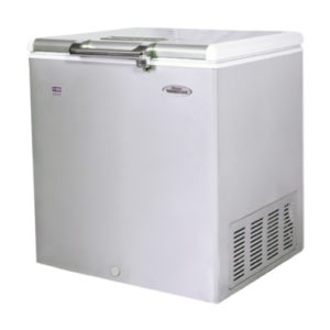 Haier Thermocool Commercial Chest Freezer CCF-319T in silver