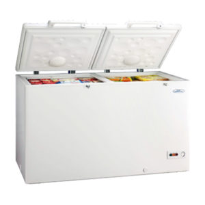 Haier Thermocool Large Chest Freezer HTF-429H in white