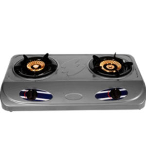 Haier Thermocool Table Top Cooker 2HOB Stainless