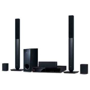 LG AUD 6430 DVD Home Theater