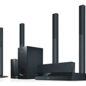LG AUD 6530BH 3D Blu Ray Home Theater
