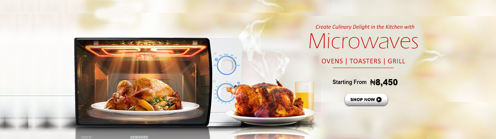Buy Microwaves, Ovens and Toasters Online on www.decorhubng.com