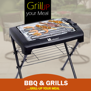 BBQ and Grills