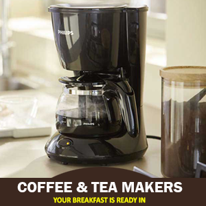 Coffee and Tea Makers