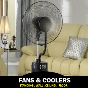Fans and Coolers