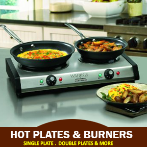 Hot Plates and Burners