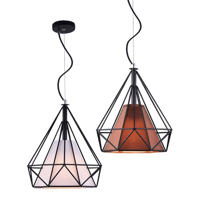 Pyramid Shaped Pendant Light 25cm Diameter Www