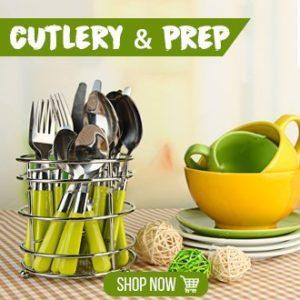 Cutlery & Prep