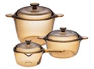 Visions 6 Pcs Cookpot Saucepan Set VS-335