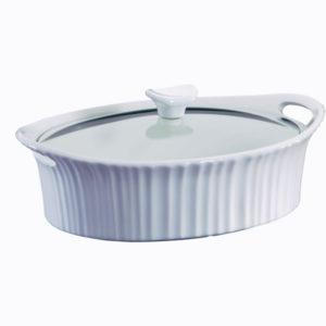 Corningware French White Casserole 1105929