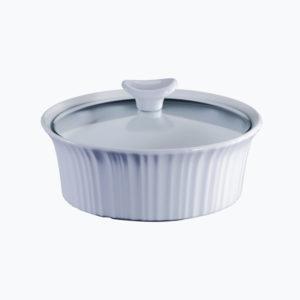 Corningware French White Casserole 1105930