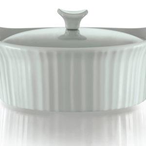 Corningware French White Casserole 1105935