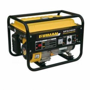 SUMEC FIRMAN(2.5KVA) SPG3000M GENERATOR
