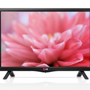 LG 20 Inch LED TV LB455A black