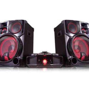 LG HIFI Mini Audio System AUD 9960CM