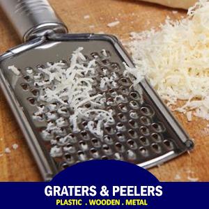 Graters & Peelers