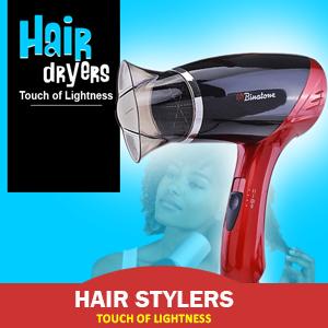 Hairdryers & Stylers