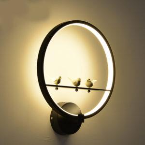 18W LED Circular Wall Lamp
