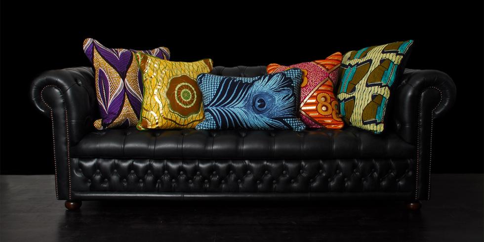 Ankara Throw Pillows Decorhubng