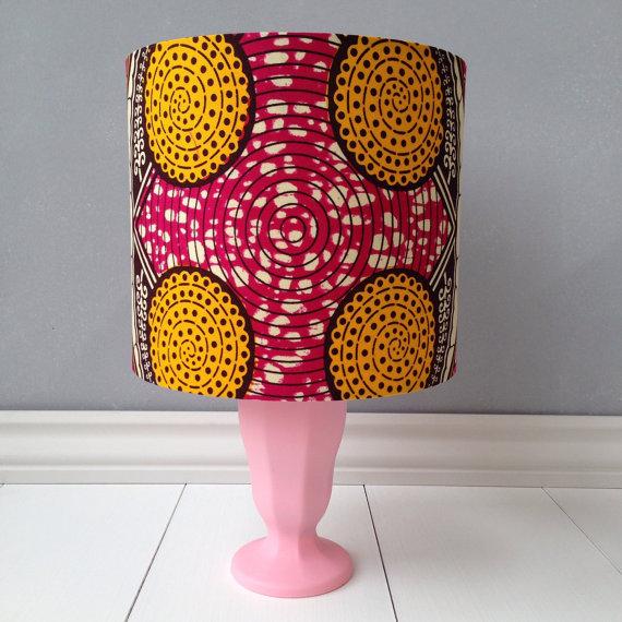African Corner: African Floor Lamps