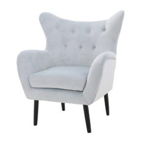 White Regal Chair