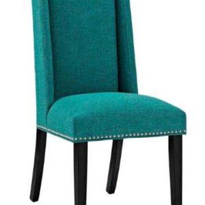 Teal Green Sturdy Chair