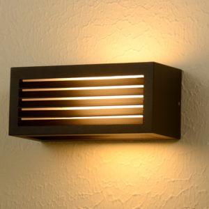 BLACK GRAIL LED WALL LIGHTS
