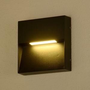 SQUARE LED WALL LIGHT
