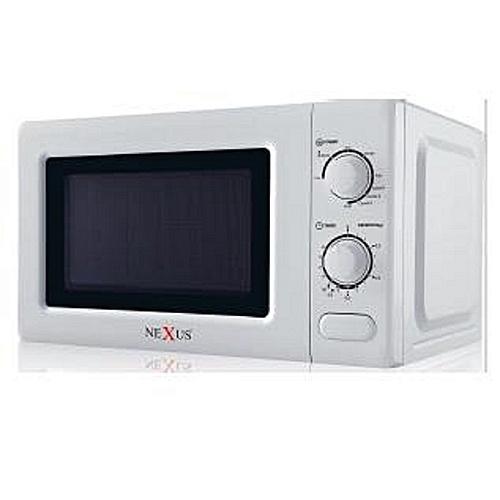 Buy Nexus 20 Ltr Microwave Grill Nx 9201 White Decorhubng