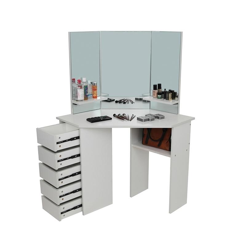 Superieur Corner Dressing Table