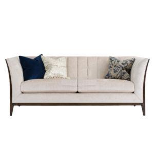 Luxury Velour Three Seater Sofa