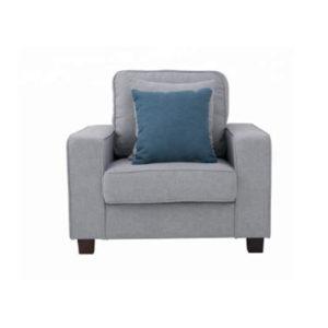 Armonia Grey Fabric Sofa